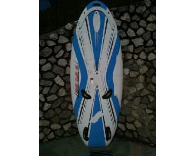 Tavola windsurf tiga easy ride 165 scuola principianti surfmercato - Tavole da windsurf usate ...