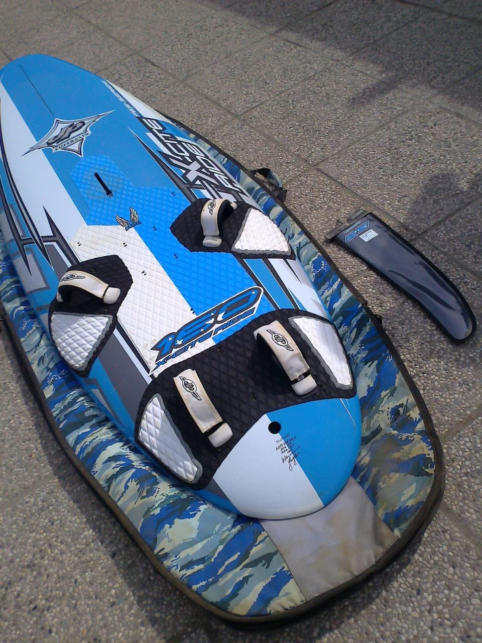 Tavole da windsurf varie rrd jp fanatic surfmercato - Tavole da windsurf usate ...