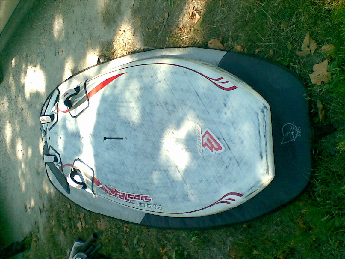 Windsurf tavole fanatic rrd jp tabou drops surfmercato - Tavole da windsurf usate ...