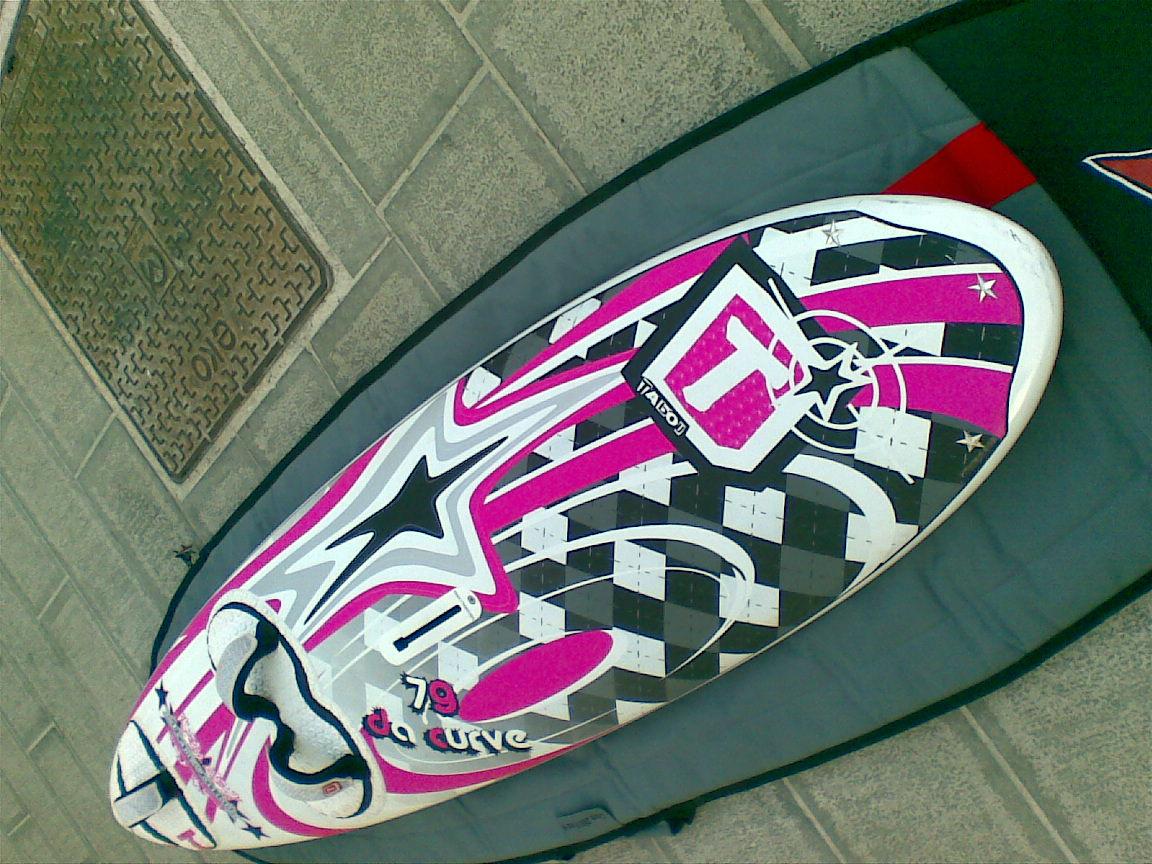 Windsurf tavole fanatic tabou f2 rrd surfmercato - Tavole da windsurf usate ...